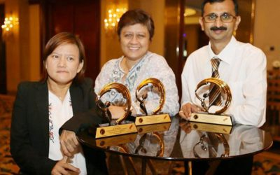 Three winners of Silent Heroes awards feted for contributions to society – The Straits Times