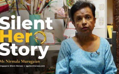 Ms Nirmala Murugaian – 2018 SG Silent Hero