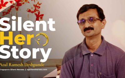 Atul Ramesh Deshpande – 2017 SG Silent Hero