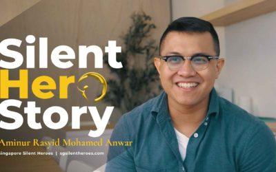 Aminur Rasyid Mohamed Anwar – 2019 SG Silent Hero