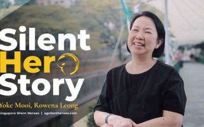 Yoke Mooi, Rowena Leong – 2019 SG Silent Hero