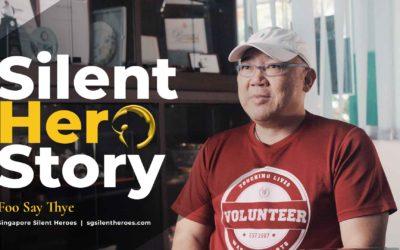 Foo Say Thye – 2019 SG Silent Hero