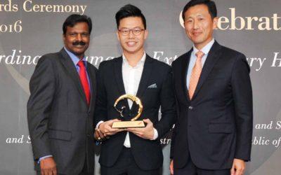 Josiah Ng – 2016 SG Silent Hero