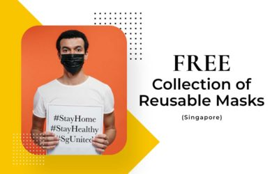 Collecting reusable masks – SG latest step in coronavirus battle