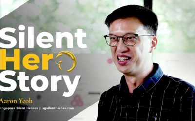 Aaron Yeoh – 2020 SG Silent Hero