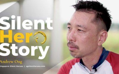 Andrew Ong – 2020 SG Silent Hero