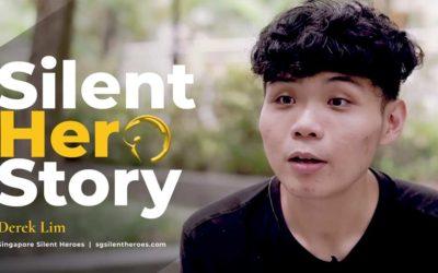 Derek Lim – 2020 SG Silent Hero