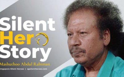 Mashuthoo Abdul Rahiman – 2020 SG Silent Hero