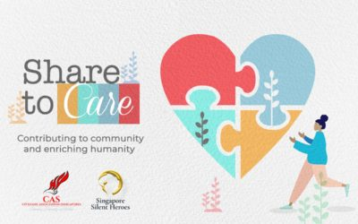 Share to Care – Contributing to community & enriching humanity