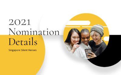 2021 Nomination Details – Category & FAQ