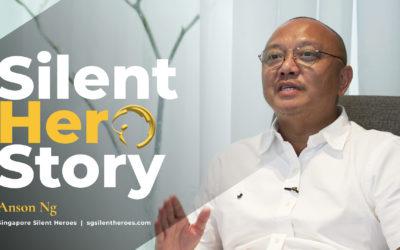Anson Ng – 2021 SG Silent Hero