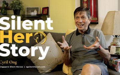 Cyril Ong – 2021 SG Silent Hero