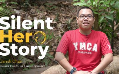 Gareth Chua – 2021 SG Silent Hero